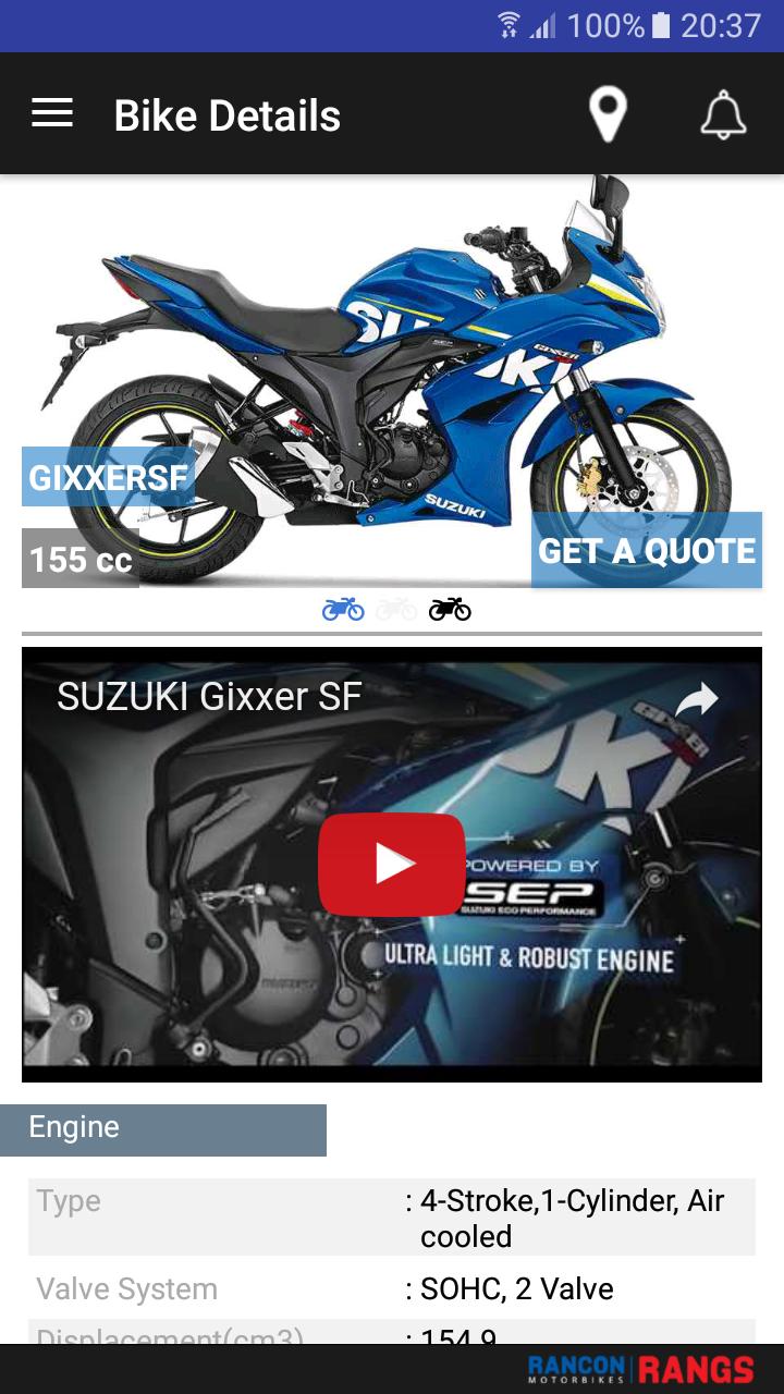 Suzuki Android